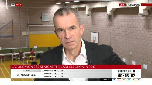 General Election 2019 - Sky News Presentataion (57)