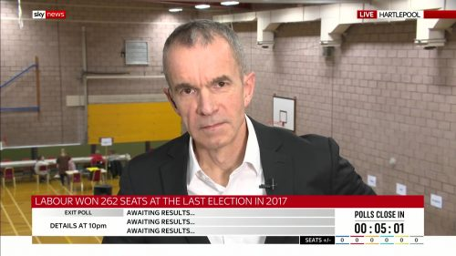 General Election 2019 - Sky News Presentataion (58)