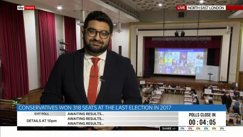 General Election 2019 - Sky News Presentataion (59)