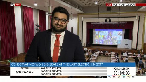General Election 2019 - Sky News Presentataion (60)
