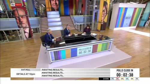 General Election 2019 - Sky News Presentataion (61)