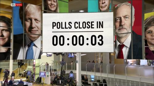 General Election 2019 - Sky News Presentataion (65)