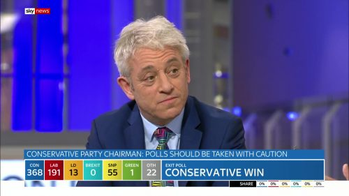 General Election 2019 - Sky News Presentataion (73)