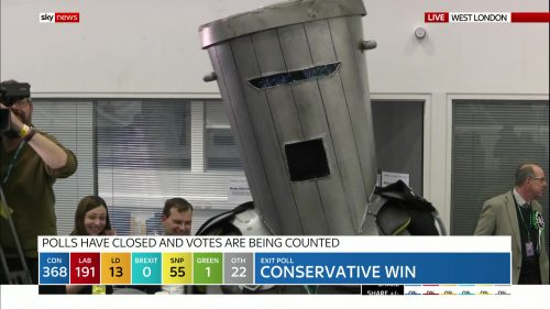 General Election 2019 - Sky News Presentataion (99)