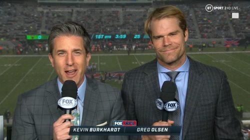 Greg Olsen - XFL 2020 on Fox (3)