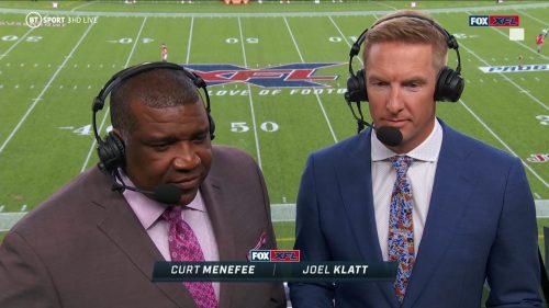 Joel Klatt - XFL 2020 on Fox (2)