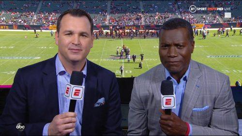 Joey Galloway - XFL on ABC ESPN (2)