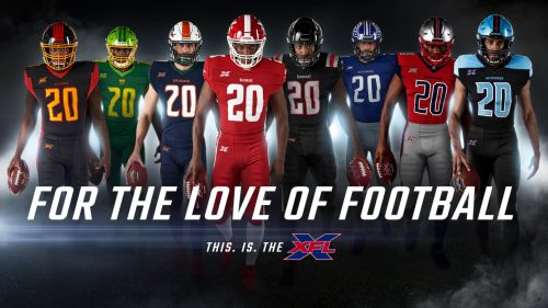 XFL 2020 - Live on BT Sport in the UK