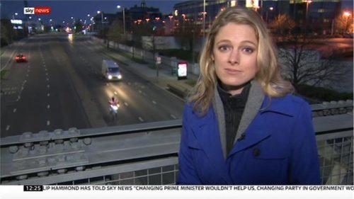 Ali Fortescue - Sky News Reporter (3)