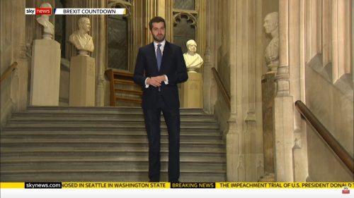 Joe Pike - Sky News Political Correspondent
