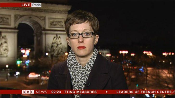 Lucy Williamson - BBC News