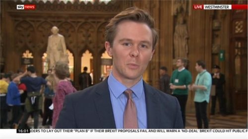 Rob Powell - Sky News Political Correspondent (4)