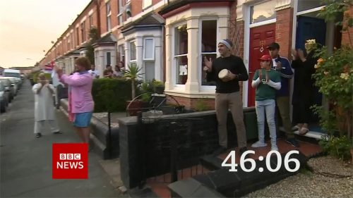 Clap for Carers - BBC News Countdown 2020 (1)