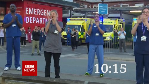 Clap for Carers - BBC News Countdown 2020 (17)