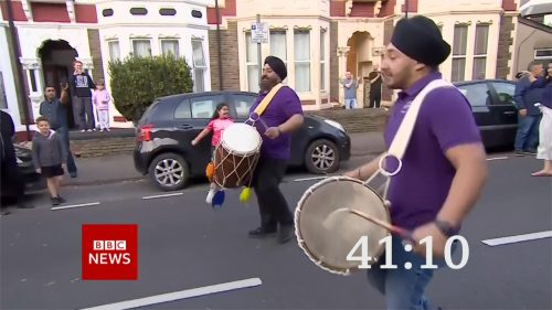 Clap for Carers - BBC News Countdown 2020 (4)