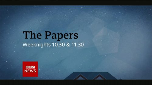 The Papers - BBC News Promo 2020 (16)