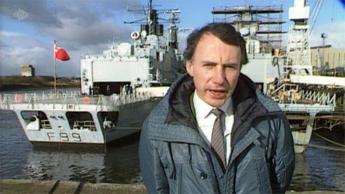 Harry Smith Dies - ITV News Correspondent - STV Tribute (13)