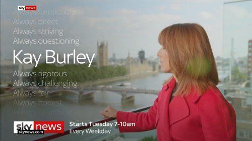 Kay Burley - Sky News Promo 2020 (10)