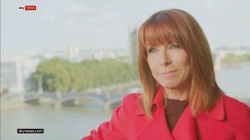 Kay Burley - Sky News Promo 2020 (8)