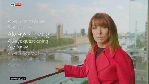 Kay Burley - Sky News Promo 2020 (9)