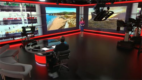 BBC Wales Today 2020 - New Studio (11)