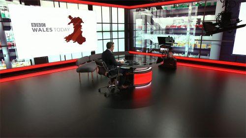BBC Wales Today 2020 - New Studio (13)