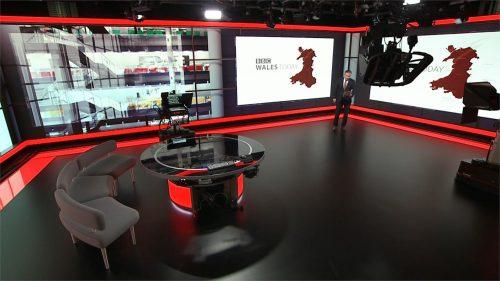 BBC Wales Today 2020 - New Studio (4)