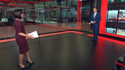 BBC Wales Today 2020 - New Studio - Evening (11)