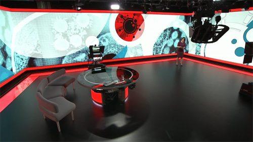 BBC Wales Today 2020 - New Studio - Evening (3)