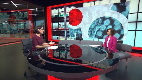 BBC Wales Today 2020 - New Studio - Evening (6)