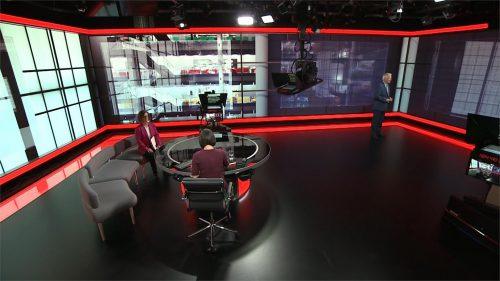 BBC Wales Today 2020 - New Studio - Evening (7)