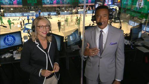 Doris Burke - NBA on ESPN (1)