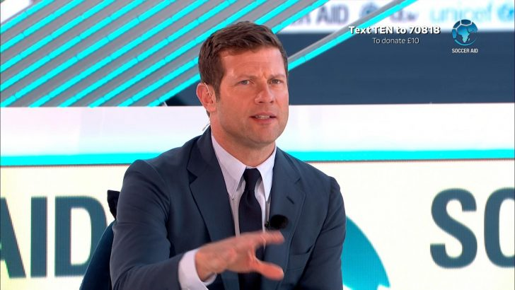 Images of TV presenter Dermot O'Leary (3)