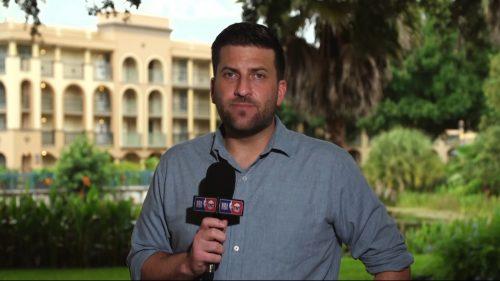 Jared Greenberg - NBA on TNT (1)