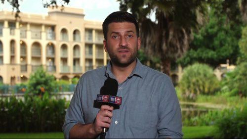 Jared Greenberg - NBA on TNT (2)