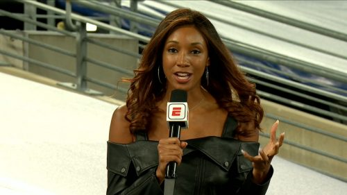 Maria Taylor - NBA and NFL on ESPN (2)
