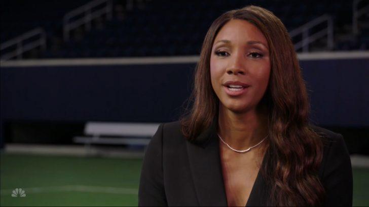 Maria Taylor - NBC Sport