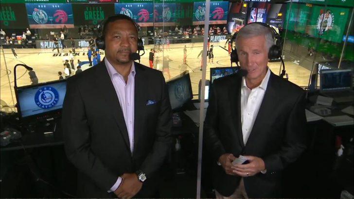 Mark Jackson - NBA on ESPN (1)