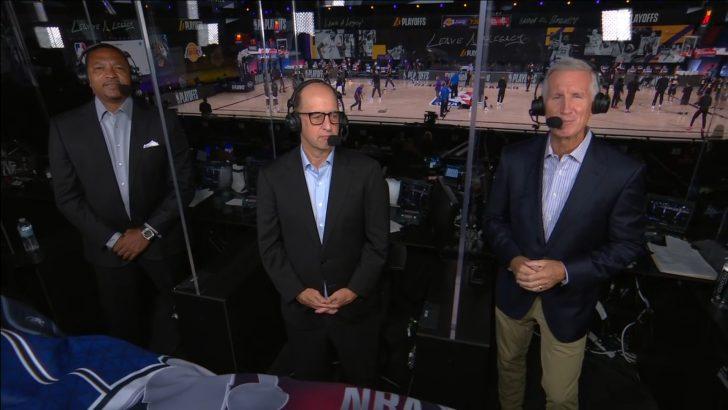 Mike Breen - NBA on ESPN
