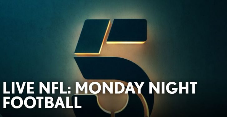 Monday Night Football on Channel 5 UK
