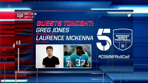 NFL 2020 on Channel 5 - Studio and Graphics (5)
