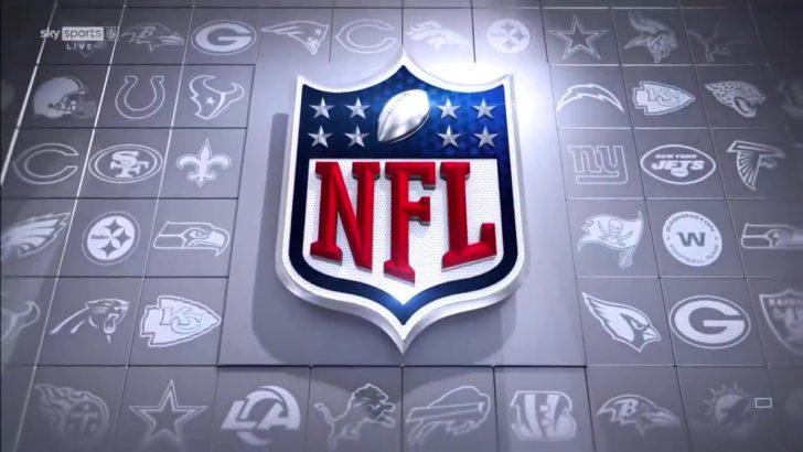 NFL Logo 2020