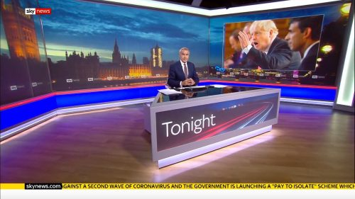 New Millbank studio - Sky News Tonight (5)