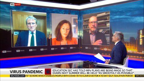 New Millbank studio - Sky News Tonight (7)