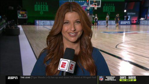 Rachel Nichols - NBA on ESPN (1)