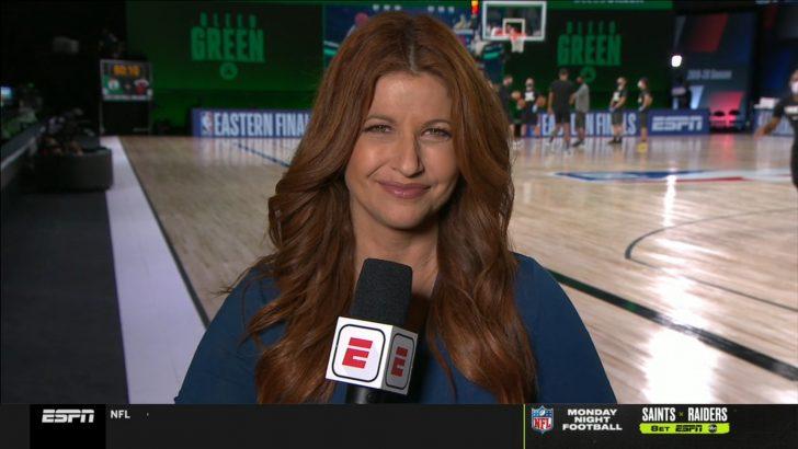 Rachel Nichols - NBA on ESPN (2)