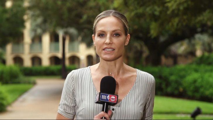 Rebecca Haarlow - NBA on TNT (1)