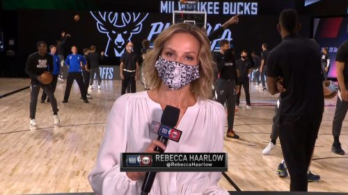 Rebecca Haarlow - NBA on TNT (2)