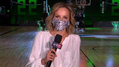 Rebecca Haarlow - NBA on TNT (3)