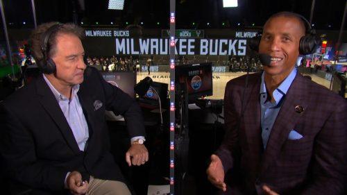 Reggie Miller - NBA on TNT